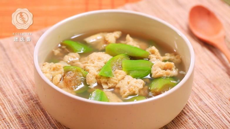 丝瓜蛋汤怎么煮