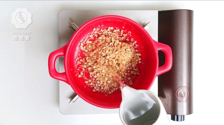 糙米薏仁山药粥的家常做法