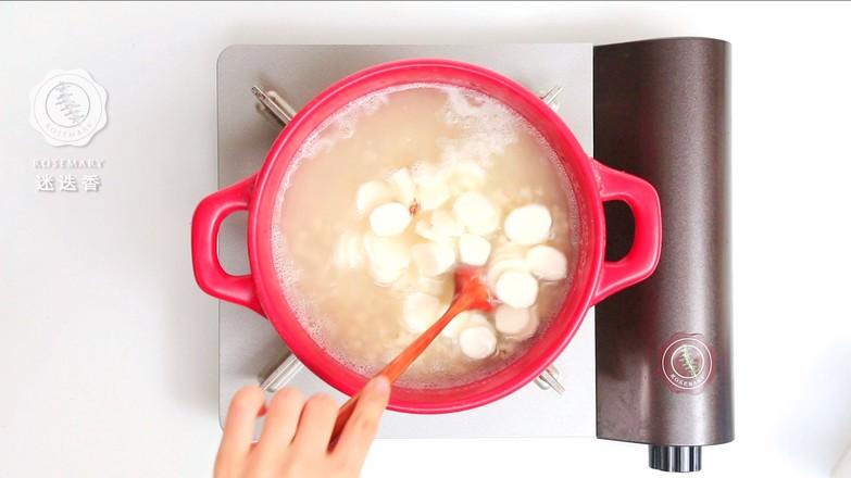 糙米薏仁山药粥怎么吃