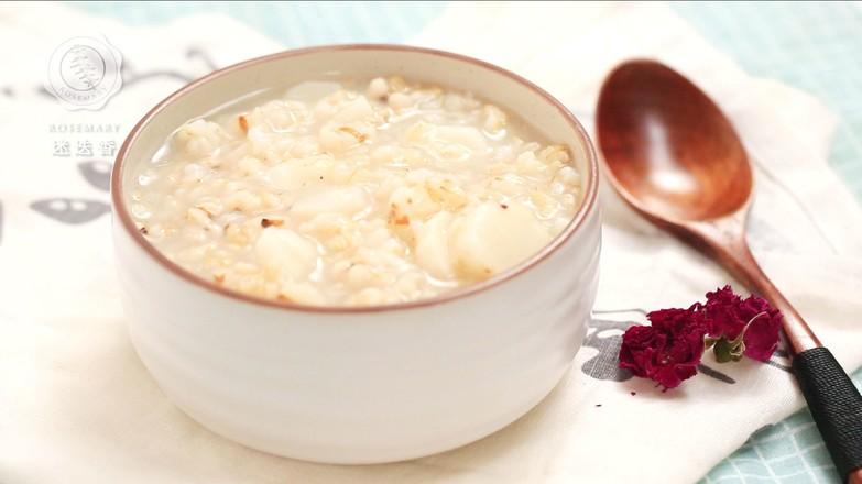 糙米薏仁山药粥怎么做