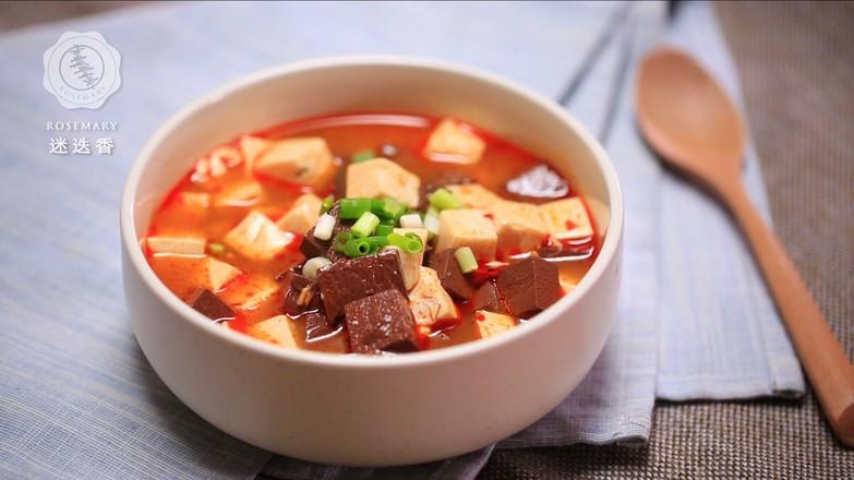 鸳鸯豆腐怎么煸