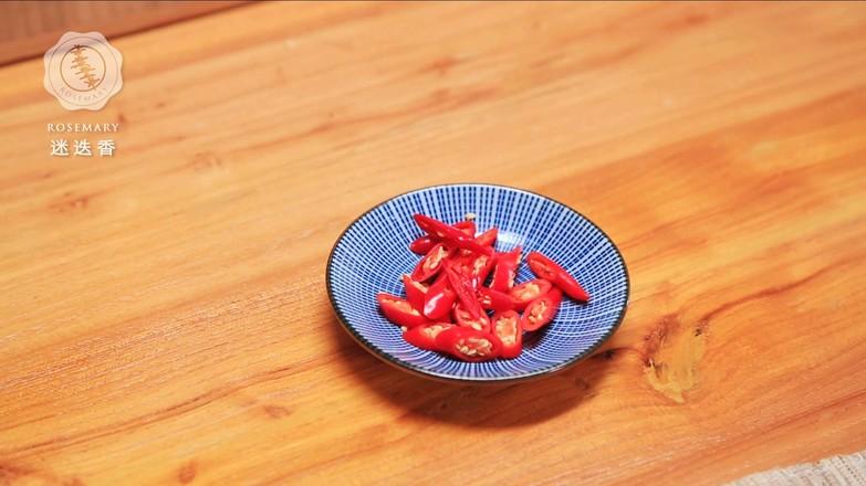 菜花炒腊肉的简单做法