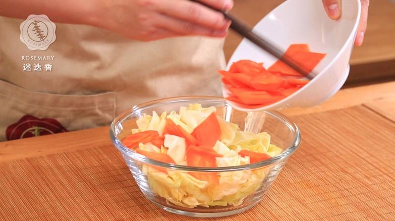台式泡菜的家常做法