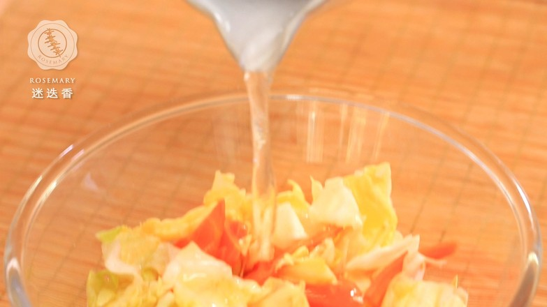 台式泡菜的简单做法