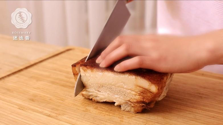 芋头扣肉的简单做法