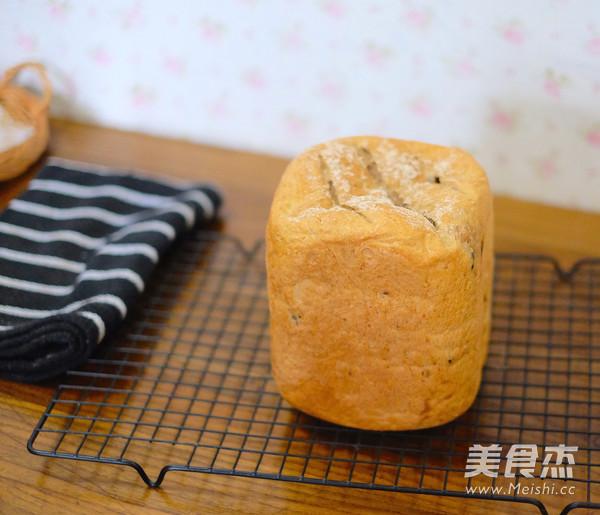 多谷物干果软欧面包怎么做