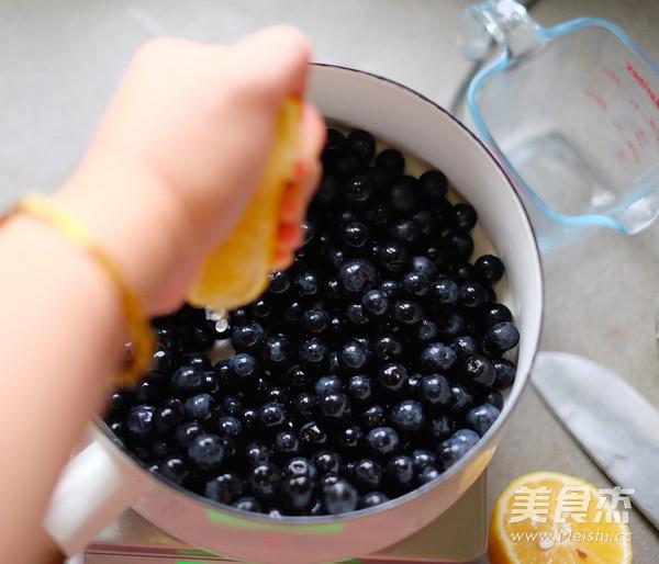低脂蓝莓酸奶冰棍怎么做