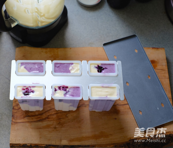 低脂蓝莓酸奶冰棍怎样煮