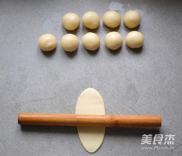 平底锅版榨菜鲜肉月饼怎么煮