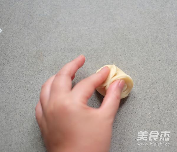 平底锅版榨菜鲜肉月饼怎样做