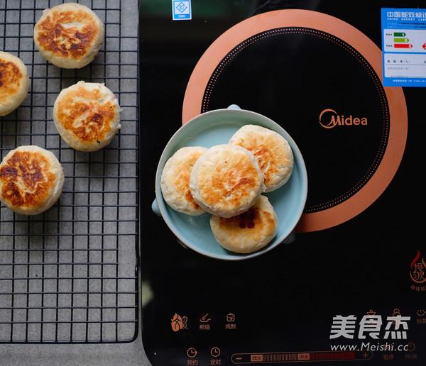 平底锅版榨菜鲜肉月饼的做法大全