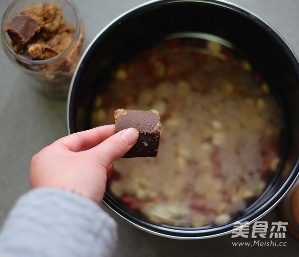 电压力锅版八宝粥的家常做法