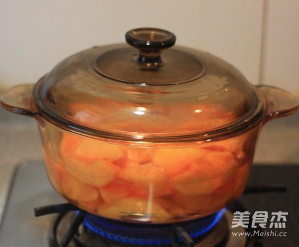 糖水黄桃的简单做法