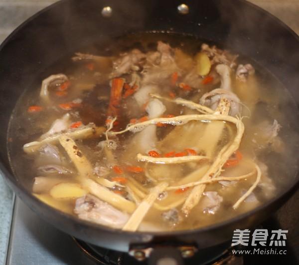 汉方姜母鸭怎么煮