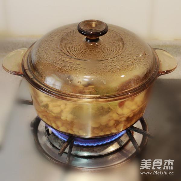 卤煮黄豆的简单做法