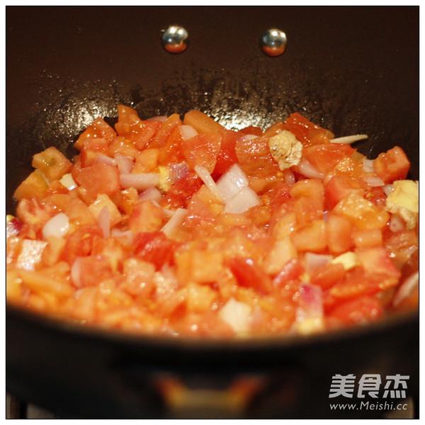 番茄牛腩面的简单做法