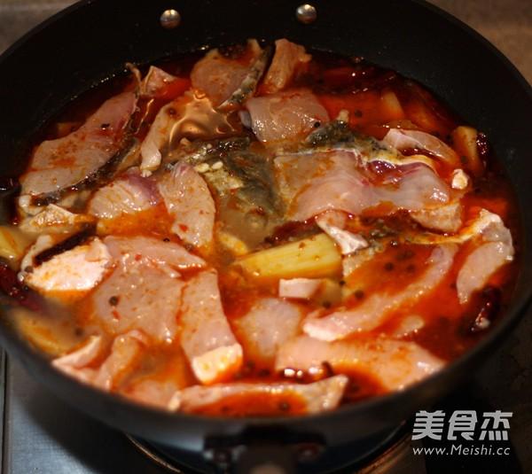 麻辣水煮鱼怎样煮