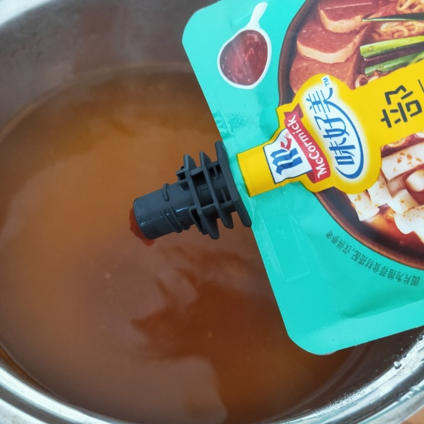 素食火锅的做法图解