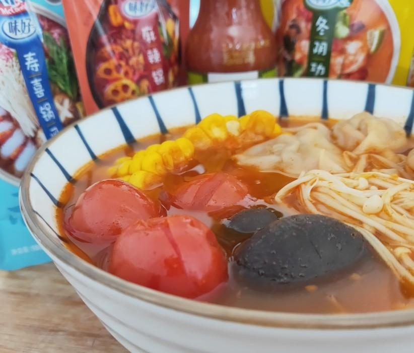 素食火锅怎么吃