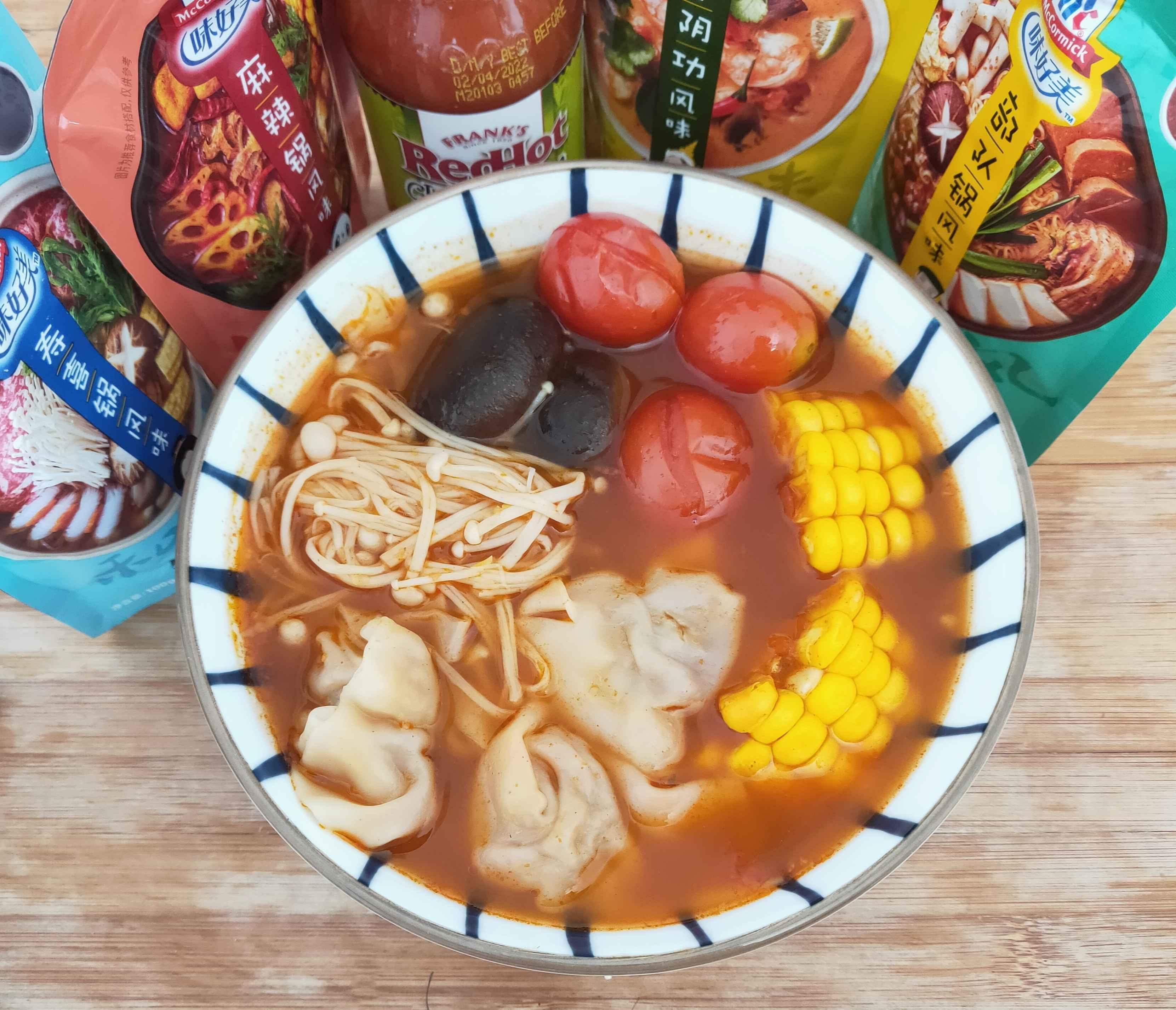 素食火锅怎么炒