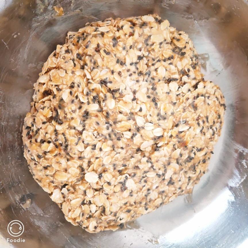 燕麦饼干的家常做法