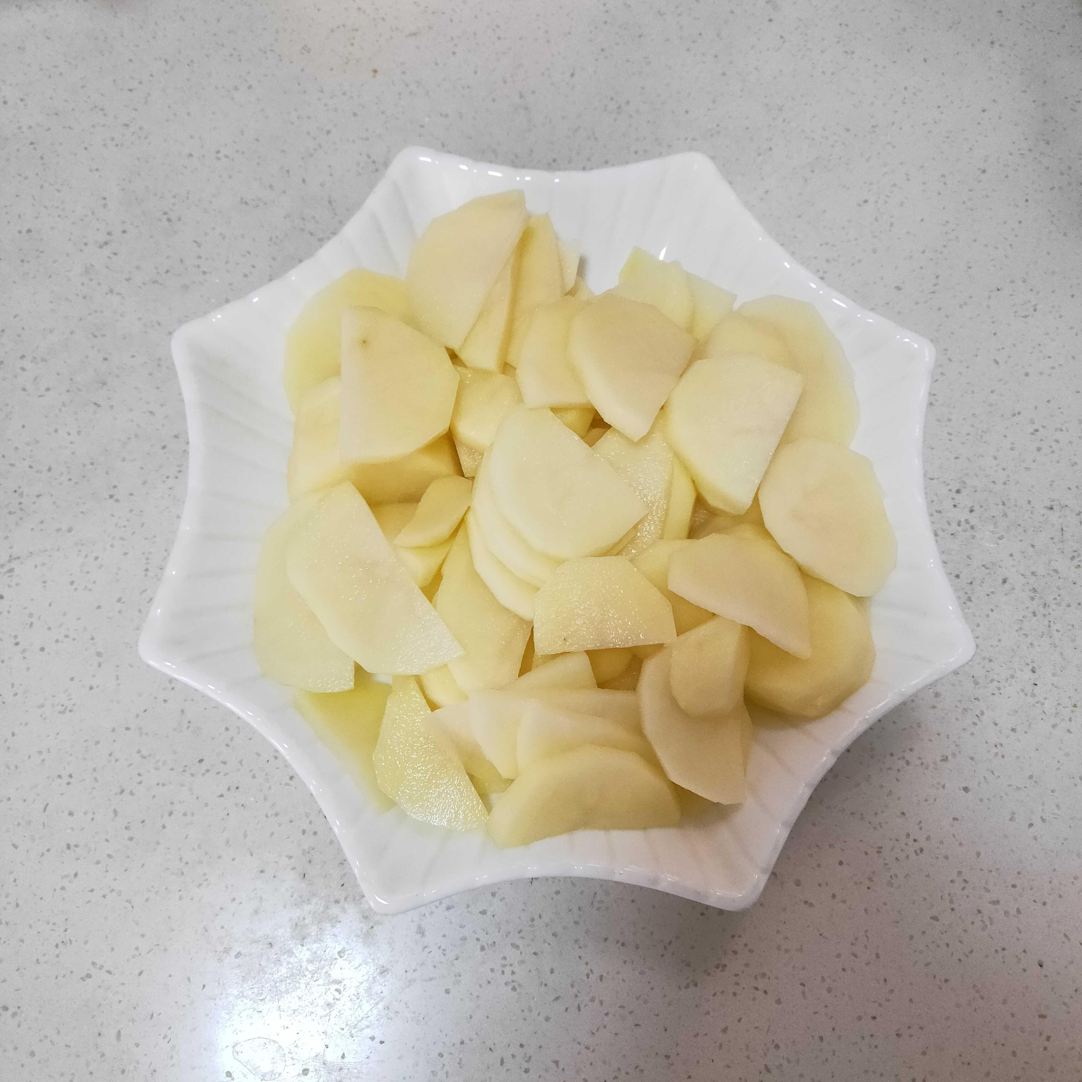 黄金土豆球的做法大全