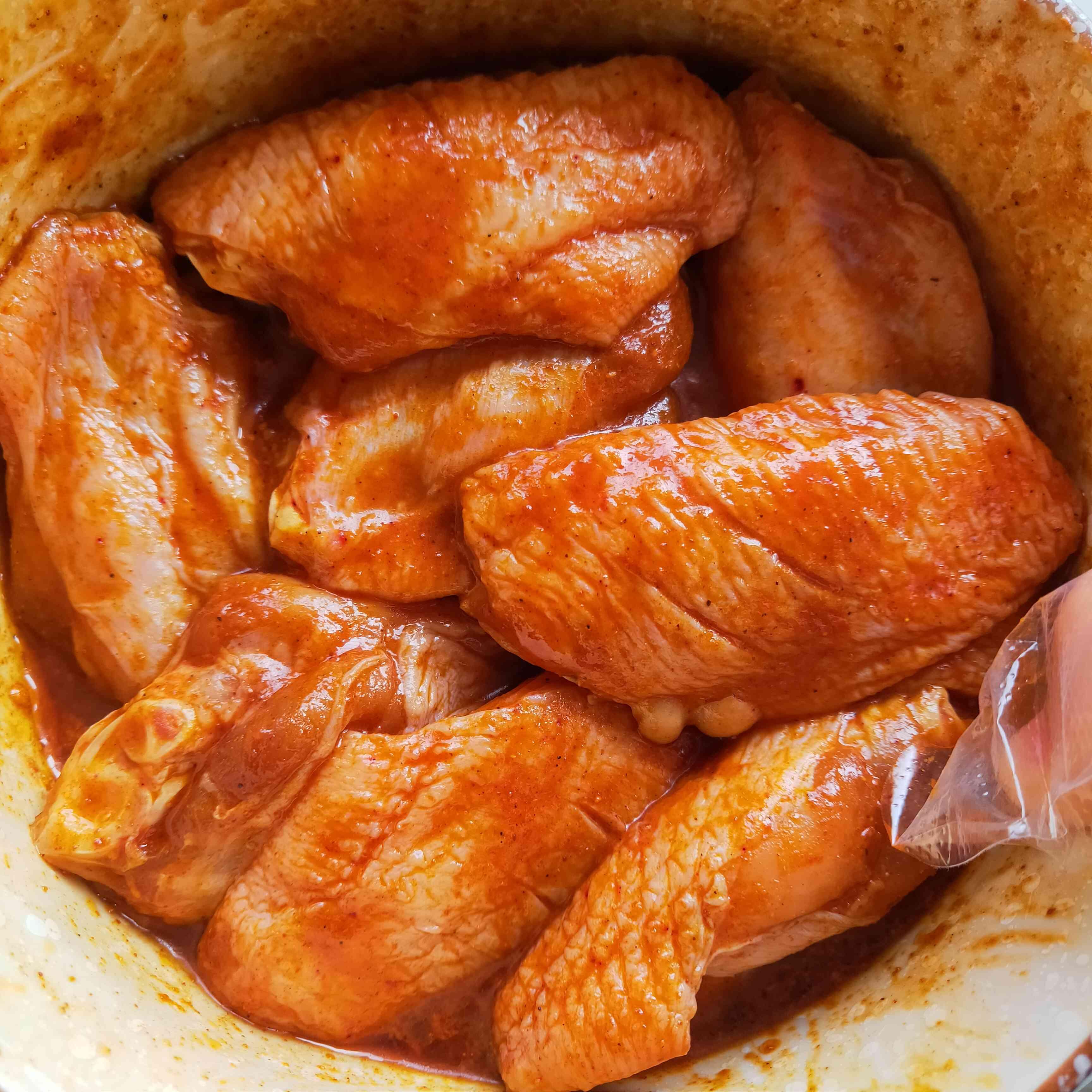 薯片鸡翅的家常做法