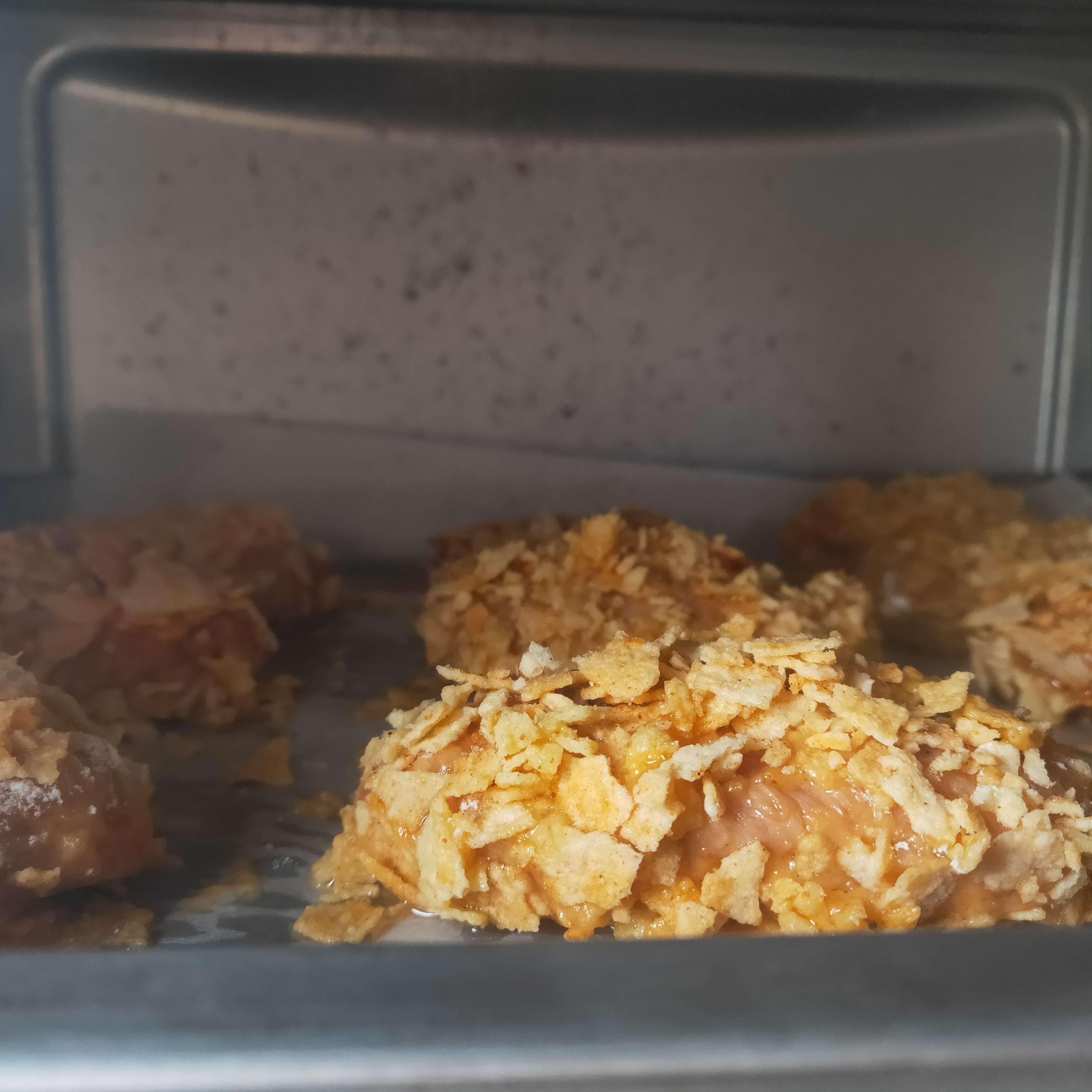 薯片鸡翅怎么煮