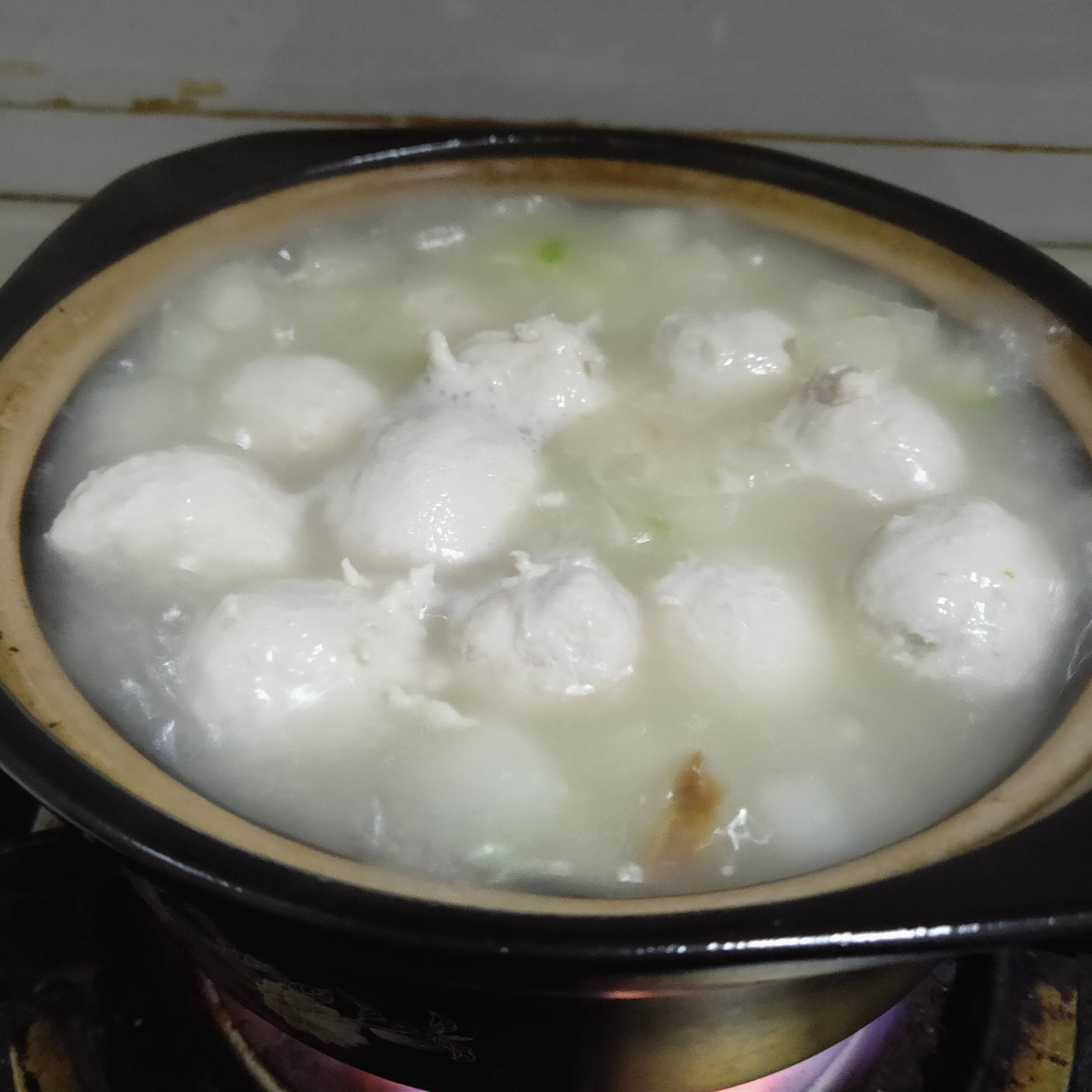冬瓜虾米汤怎么做