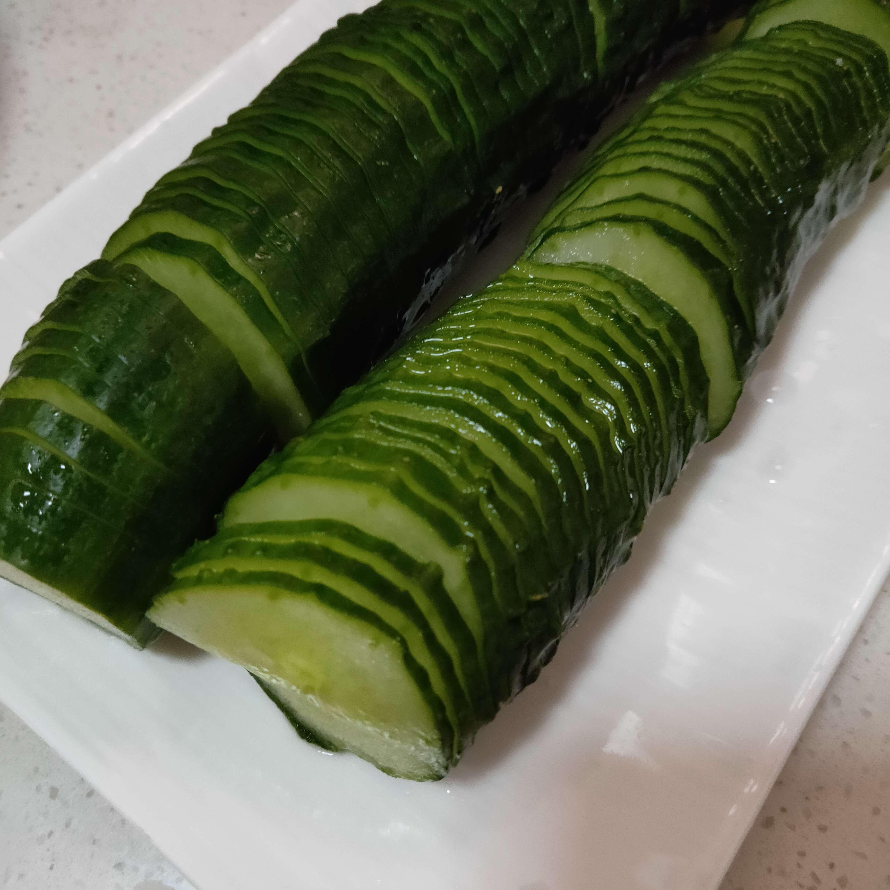 凉拌黄瓜的做法大全
