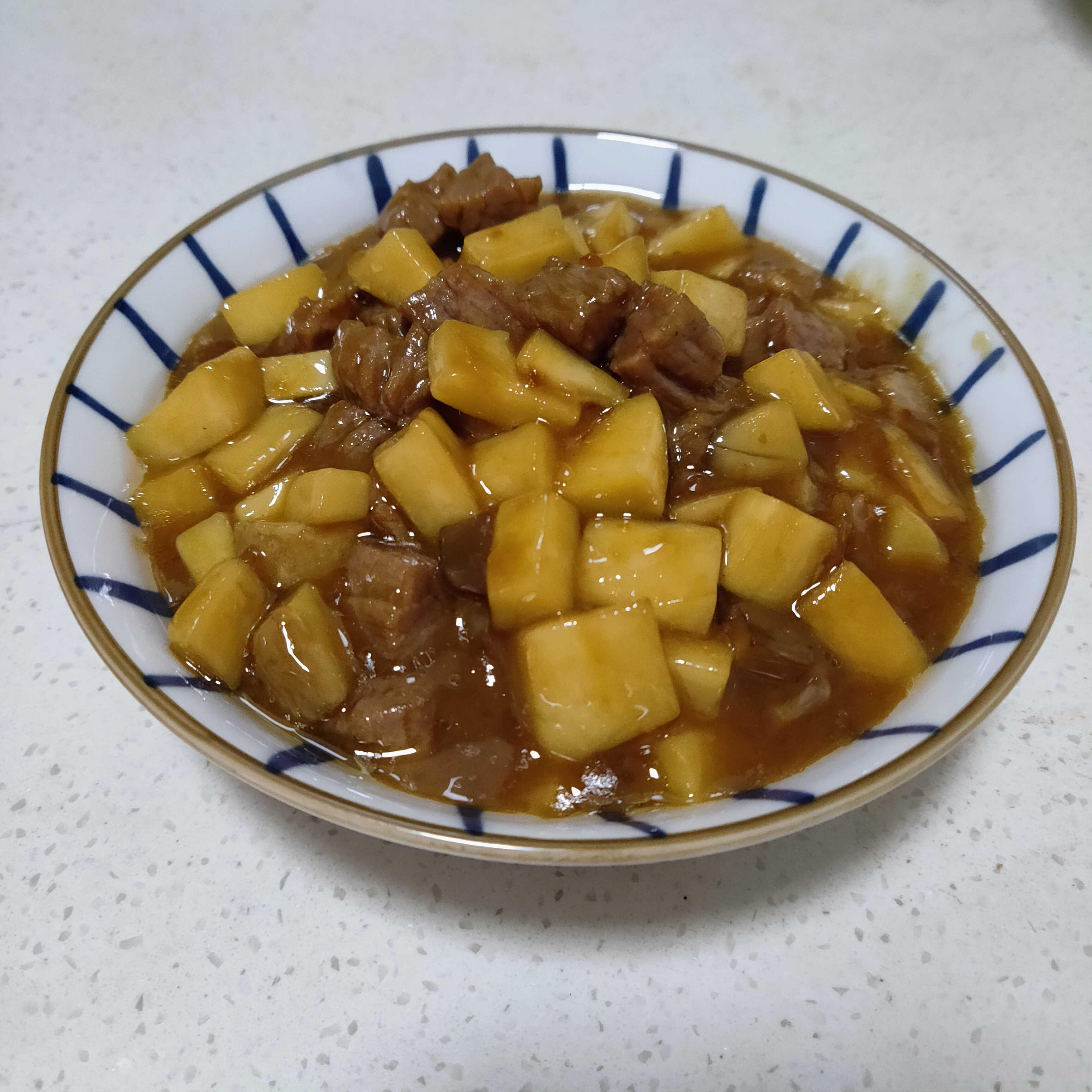 杏鲍菇炒牛肉粒怎么炒