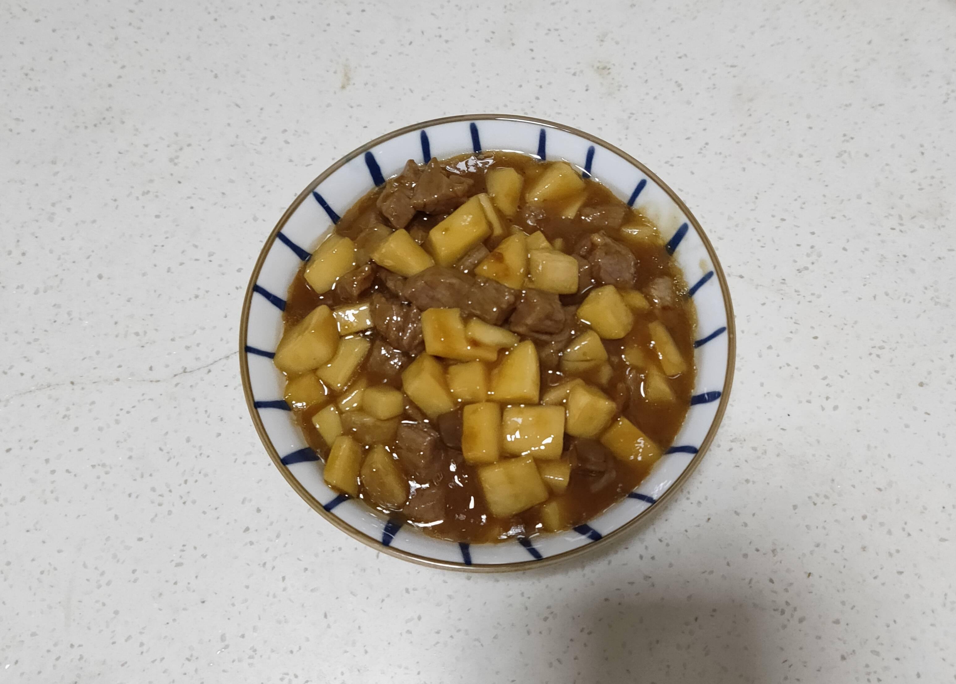 杏鲍菇炒牛肉粒怎么煮