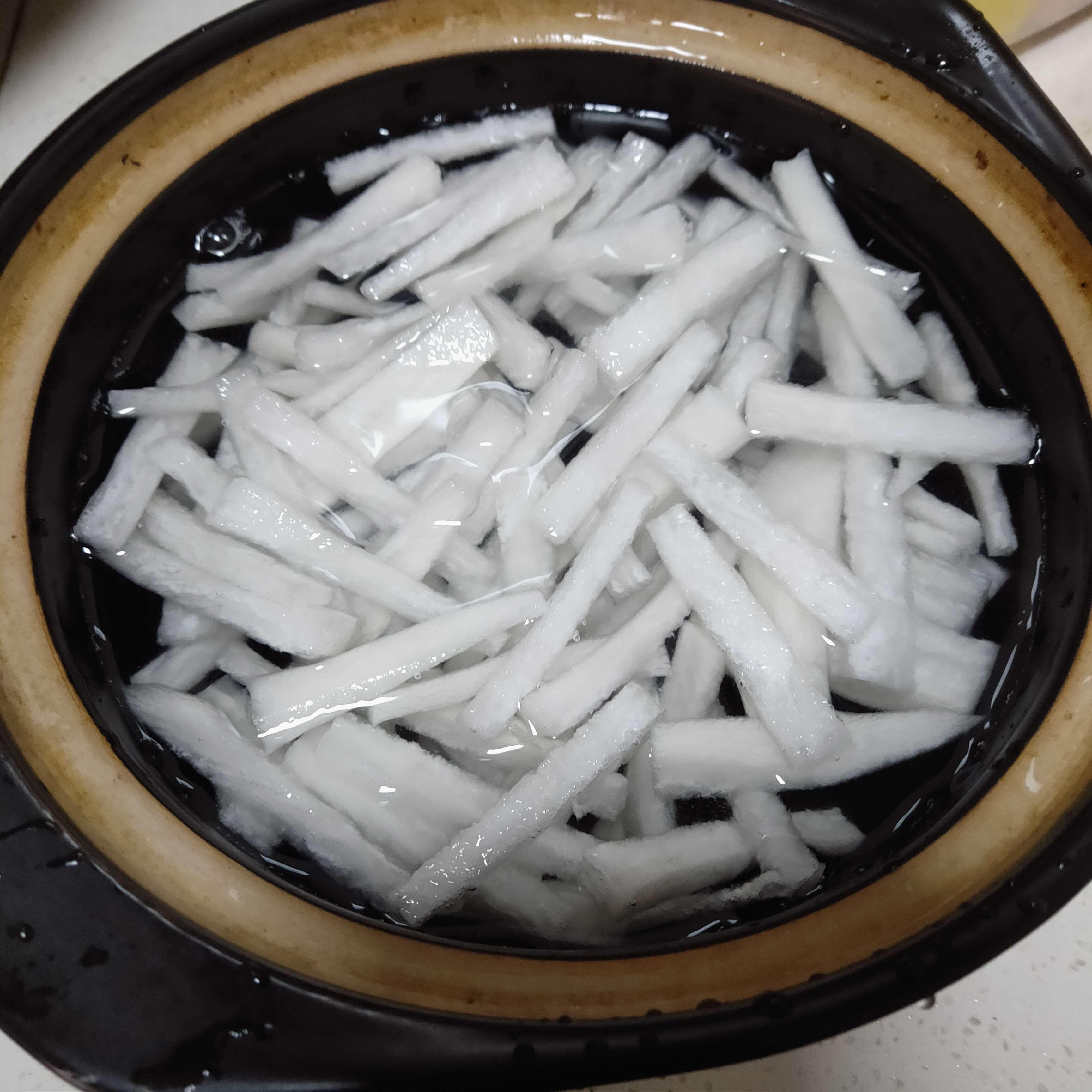 萝卜白菜麻辣汤的做法大全
