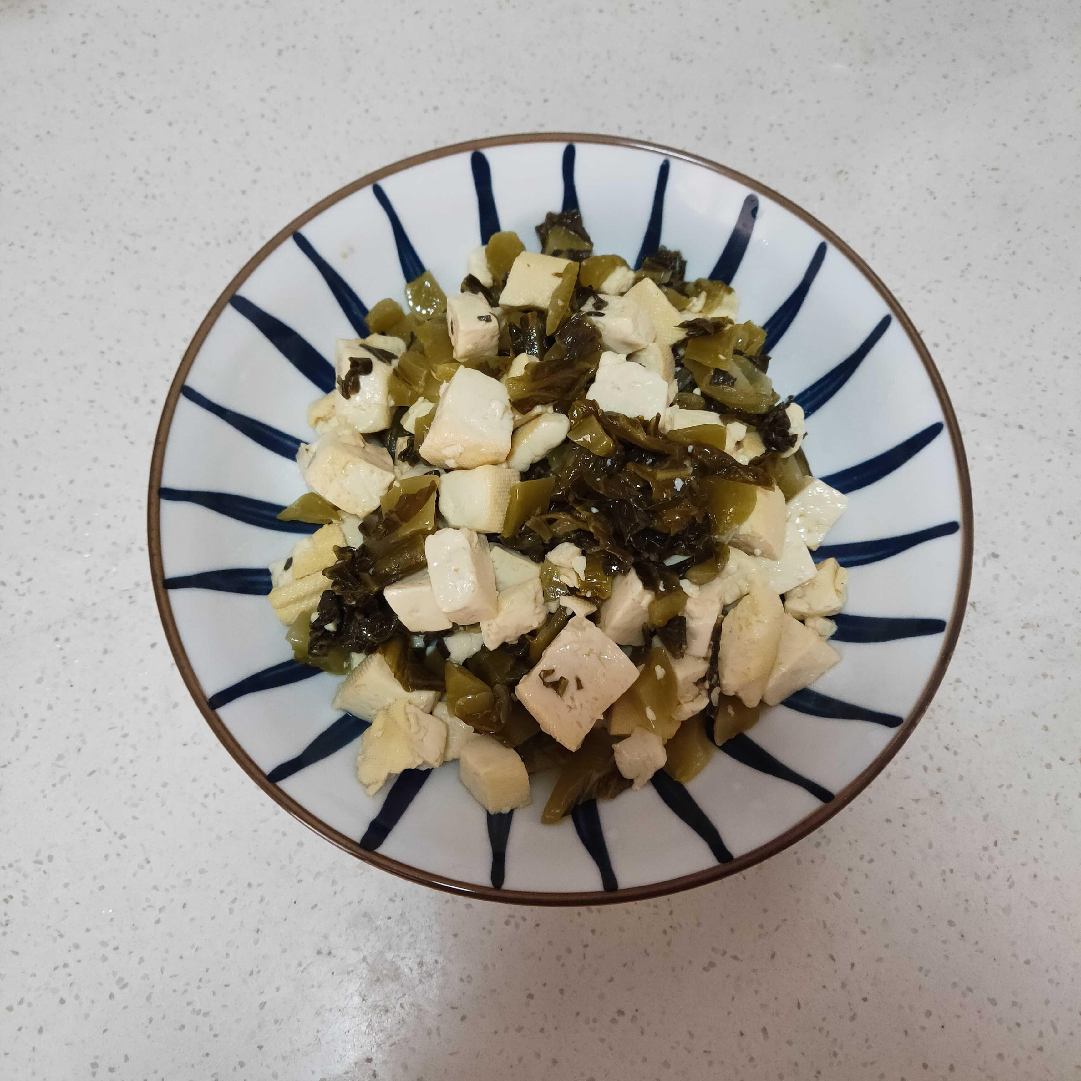 酸菜炒豆腐怎么吃