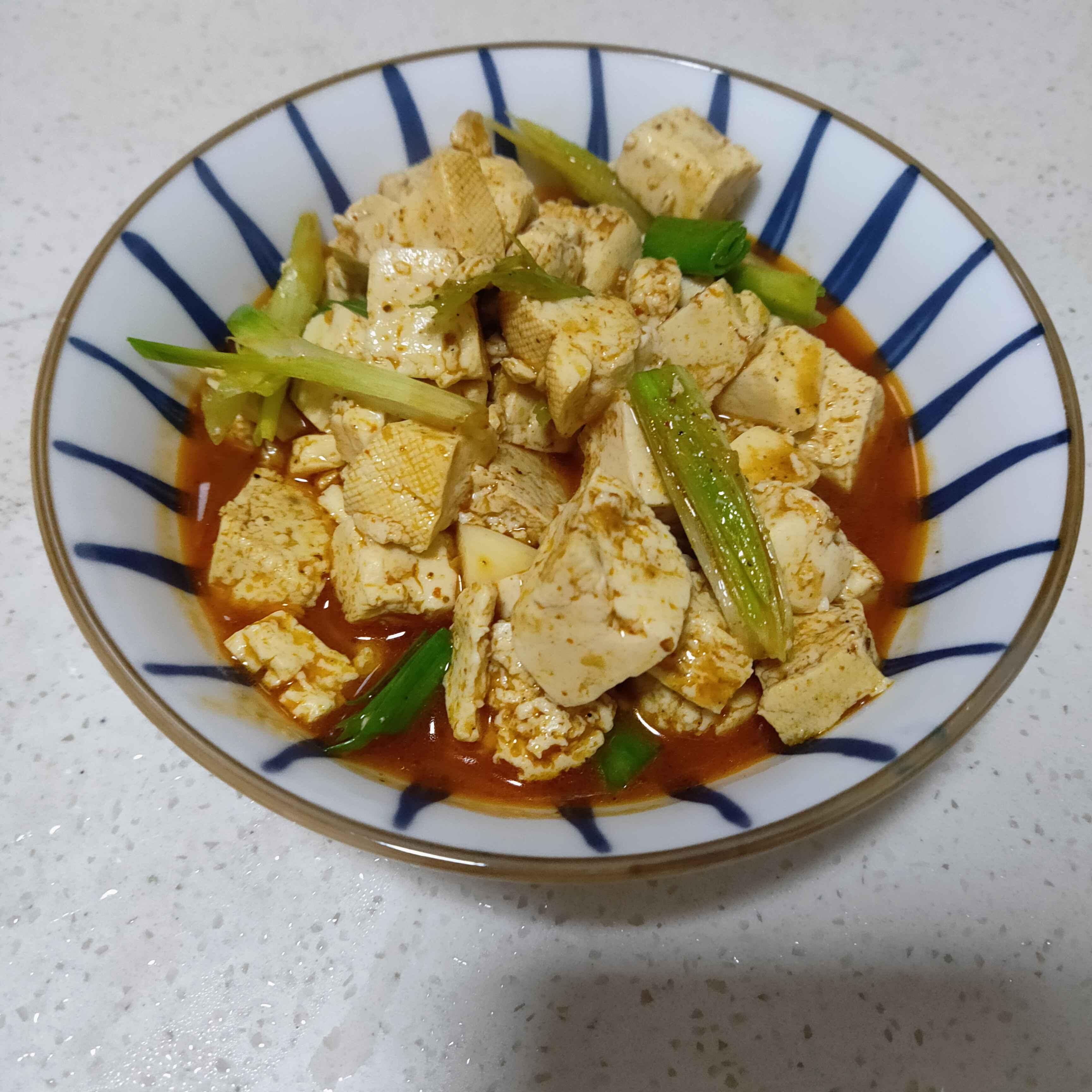 麻辣冻豆腐怎么做