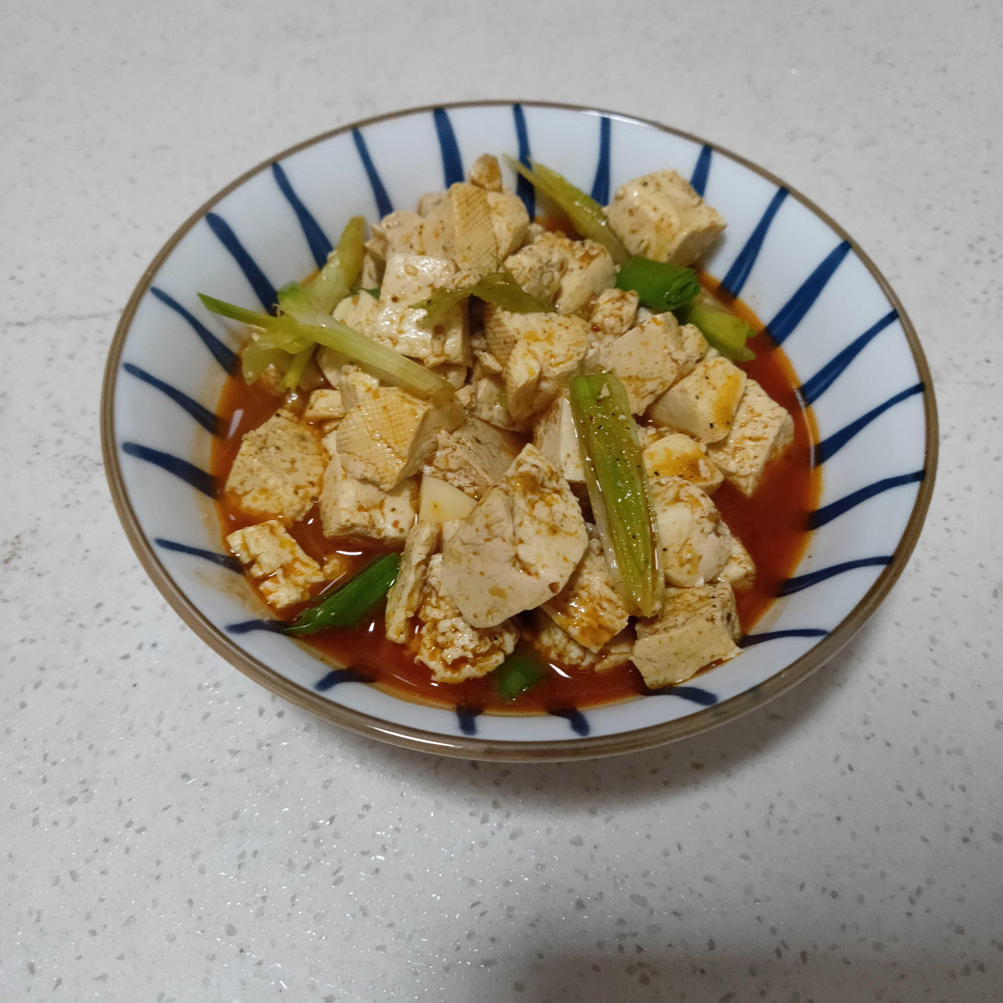 麻辣冻豆腐怎么煮