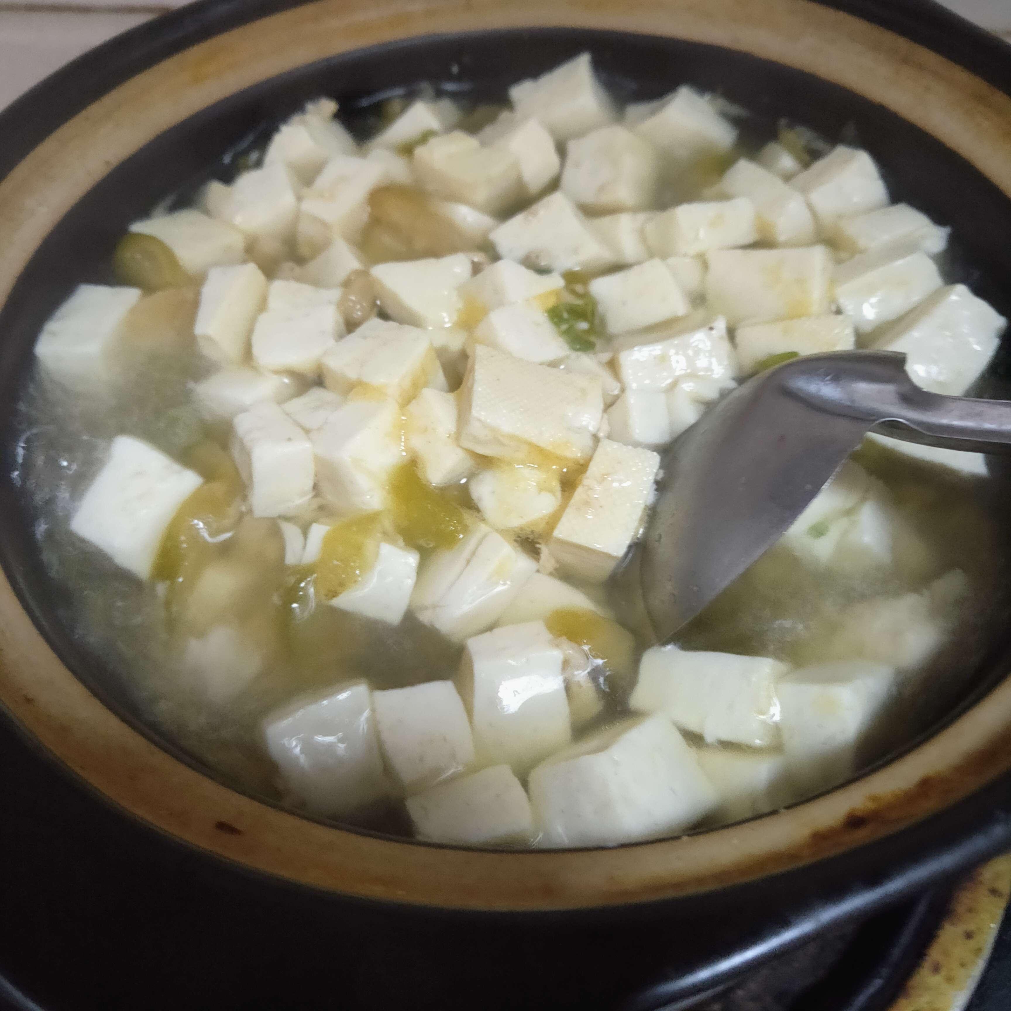 榨菜豆腐瘦肉汤的家常做法