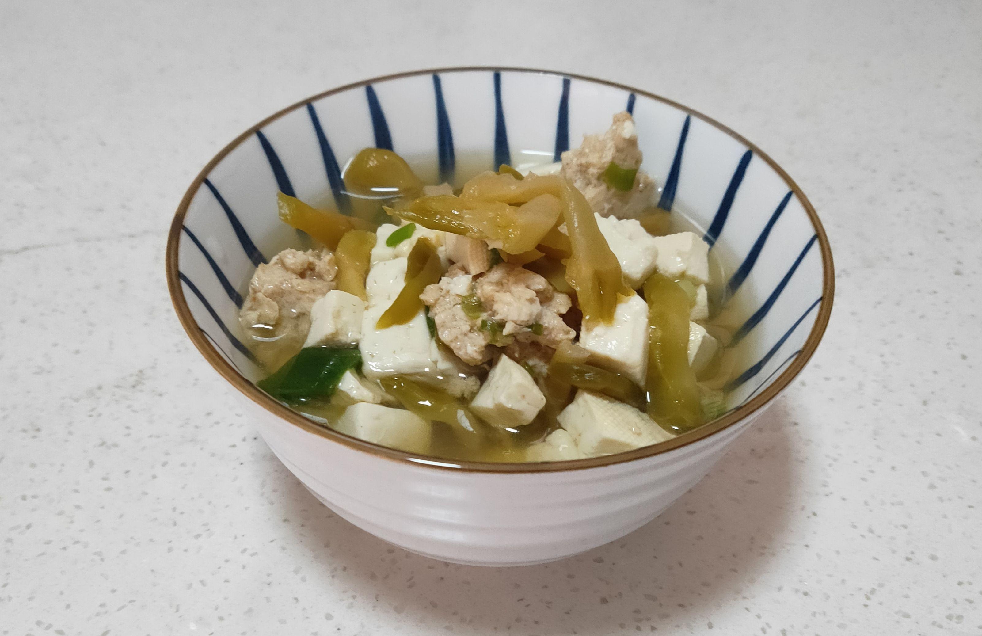 榨菜豆腐瘦肉汤怎么炖