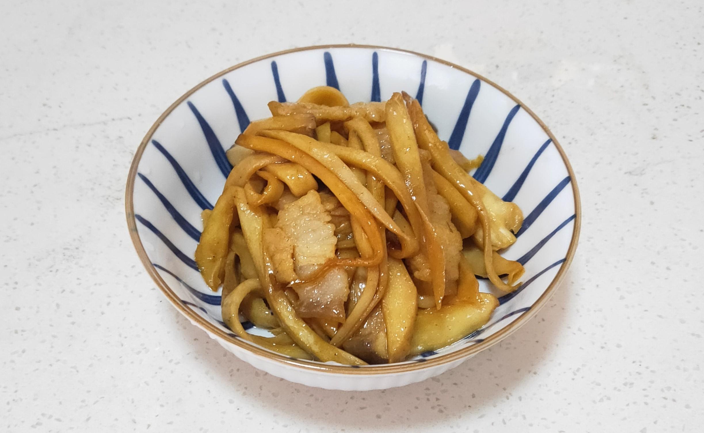 杏鲍菇炒肉怎么吃