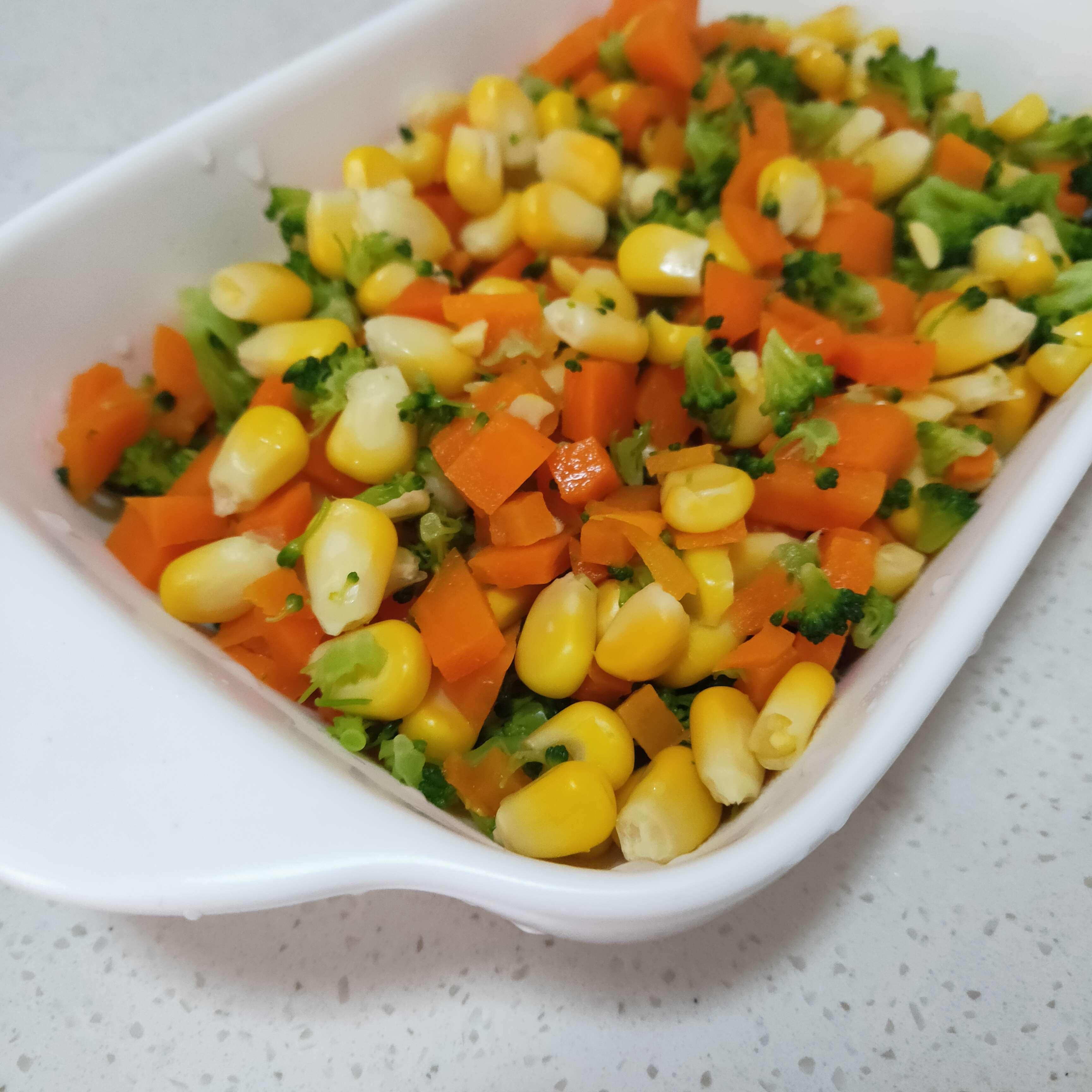 轻食沙拉怎么吃