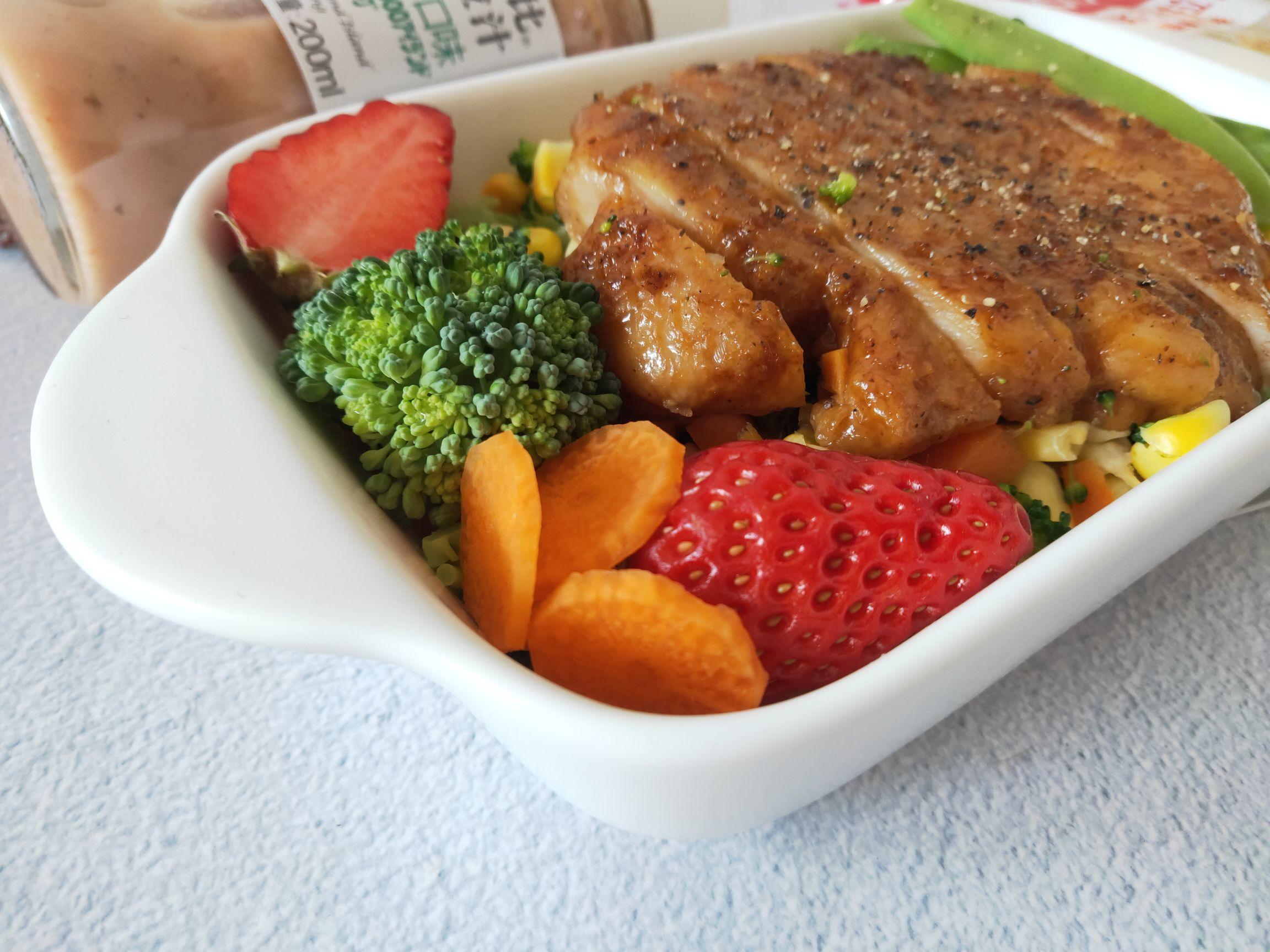 轻食沙拉怎么做