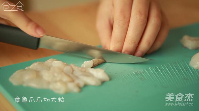 圆滚滚的真 · 章鱼小王子 《仓之食》的做法图解