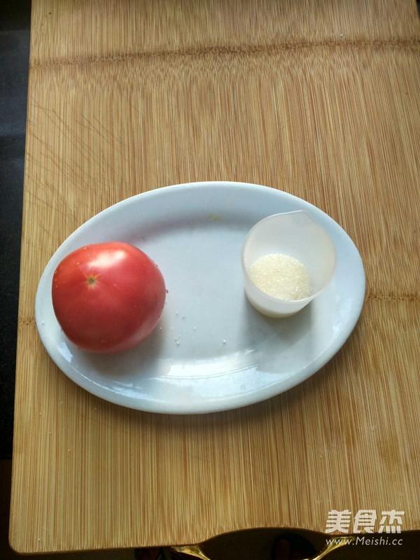 糖拌西红柿的做法大全