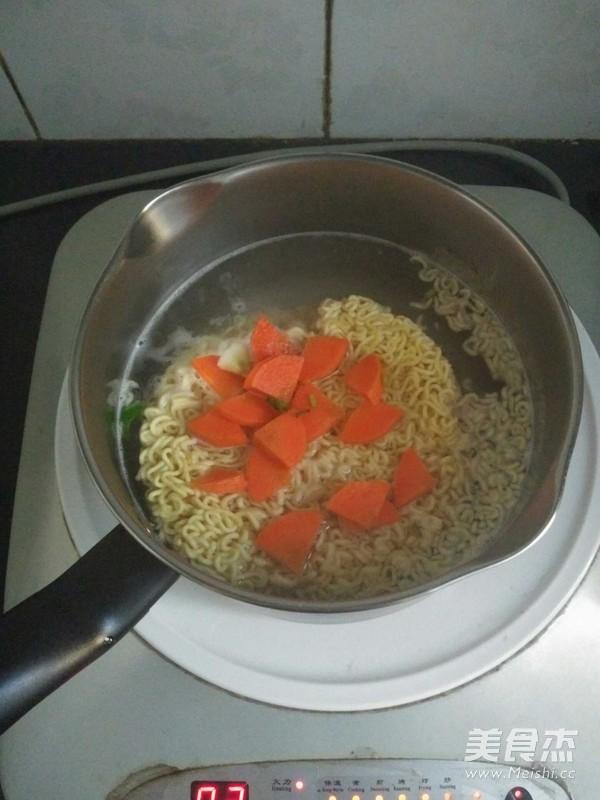 煮方便面的做法图解
