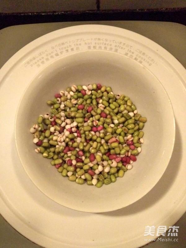 红豆绿豆薏米糊的做法大全