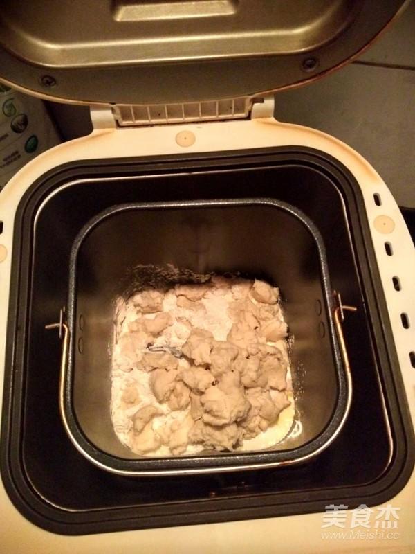 淡奶油美味面包的家常做法