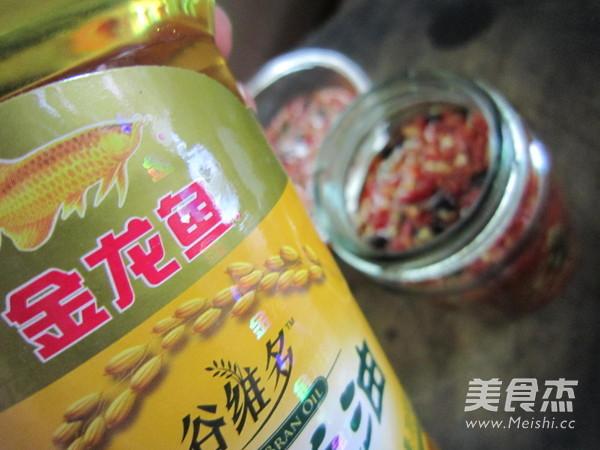 豆豉剁辣椒怎样做