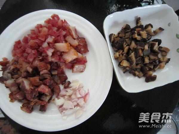 腊味焖饭的家常做法