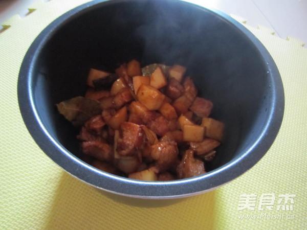 猪肉炖萝卜怎么炒