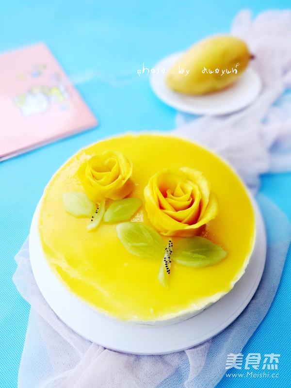 芒果慕斯蛋糕怎样炖